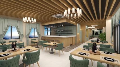 Restoran Lapseki adaline dekorasyonKocaeli Dekorasyonİstanbul Dekorasyon