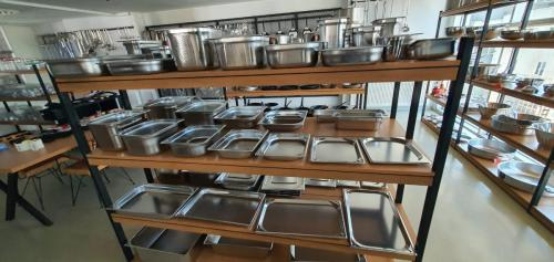 Adaline Dekorasyon Endüstriyel Mutfak
